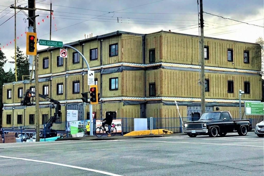 Help Phoenix Society name Surrey's newest supportive housing facility