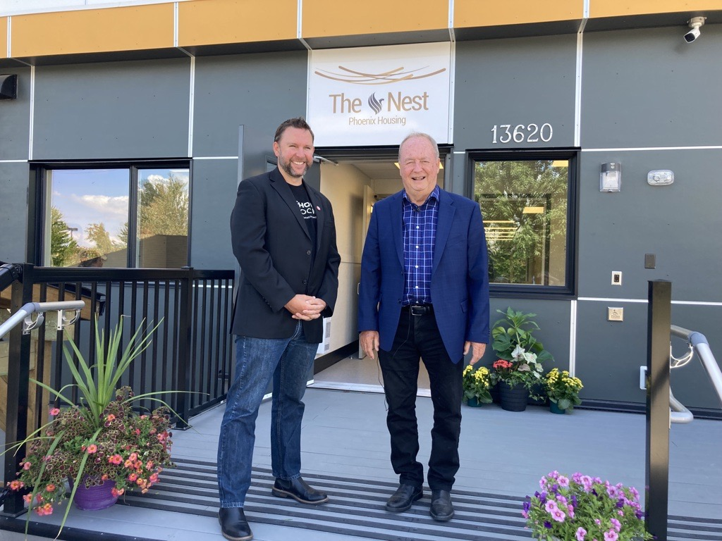 Read more on Phoenix Society opens Surrey's newest Supportive Housing Project 'The Nest'