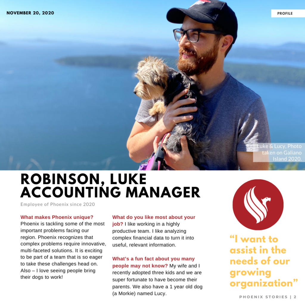 Read more on Welcome Luke Robinson – Accounting Manager