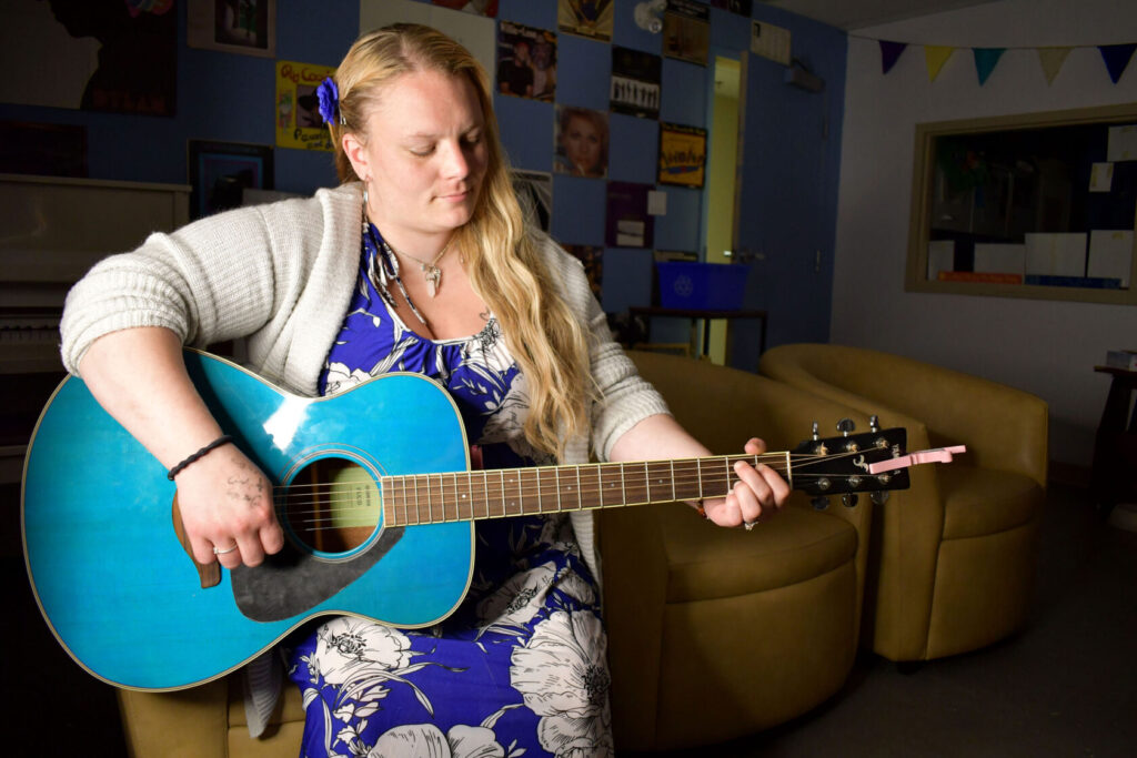 Read more on Lost and found in Music Therapy at Phoenix Society
