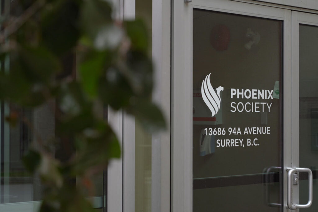 Read more on IN THE NEWS: Phoenix Society named a finalist in 2021 Surrey Business Awards